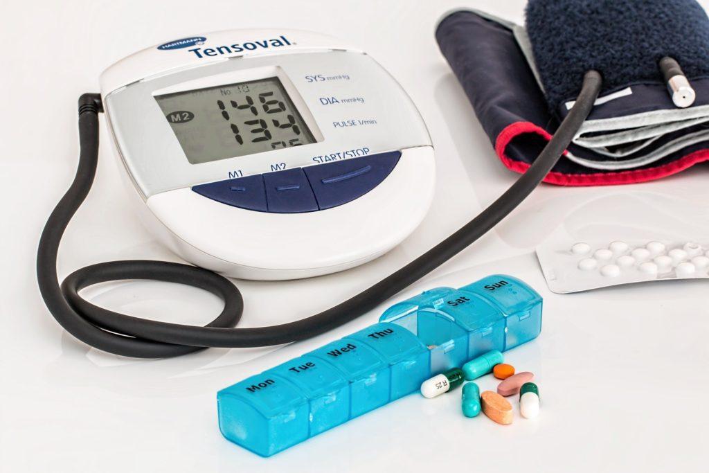 choroby serca ciśnienie zdrowe serce