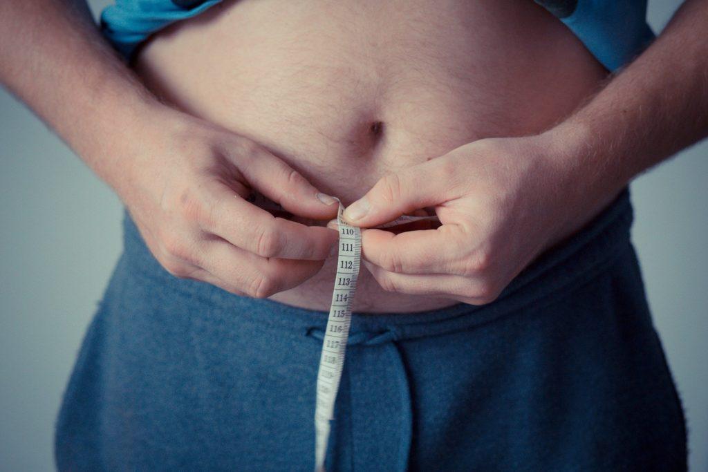 otyłość brzuszna utrata tkanki tłuszczowej z brzucha