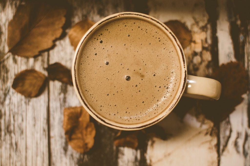 Kawa z tłuszczem kuloodporna bulletproof