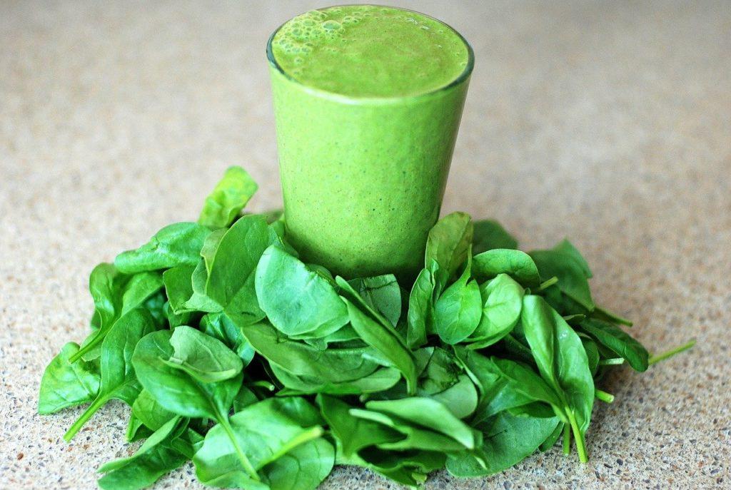 Zielone proszki na ketozie