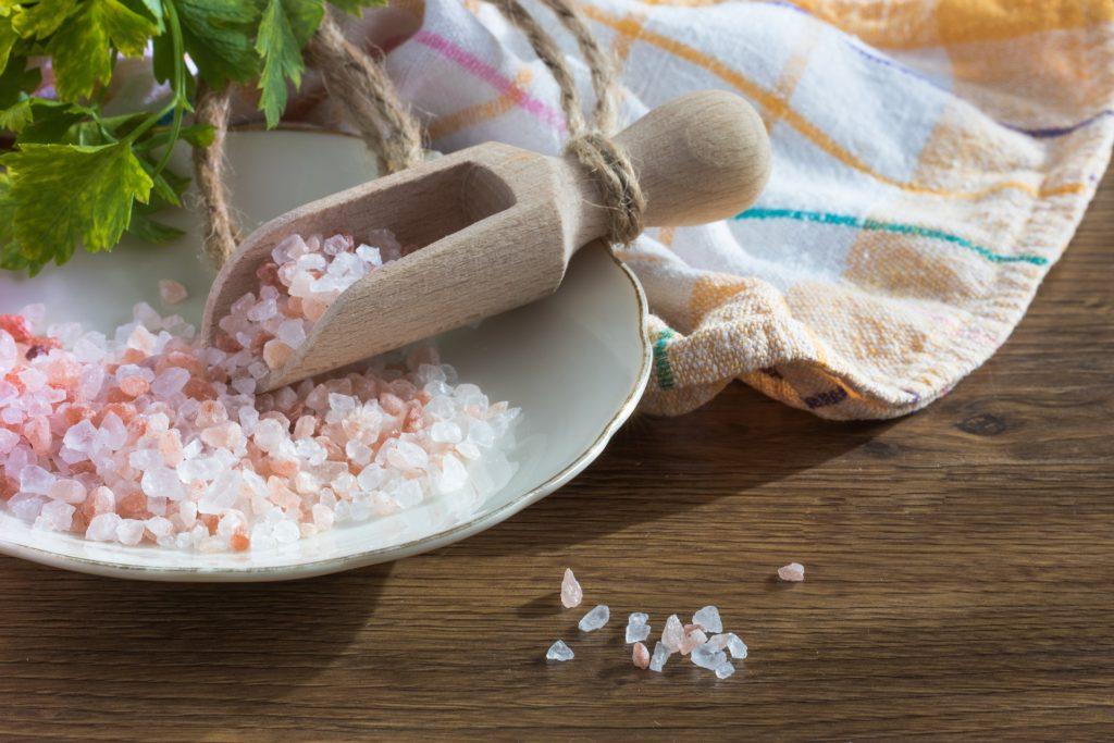 Sól himalajska na ketozie