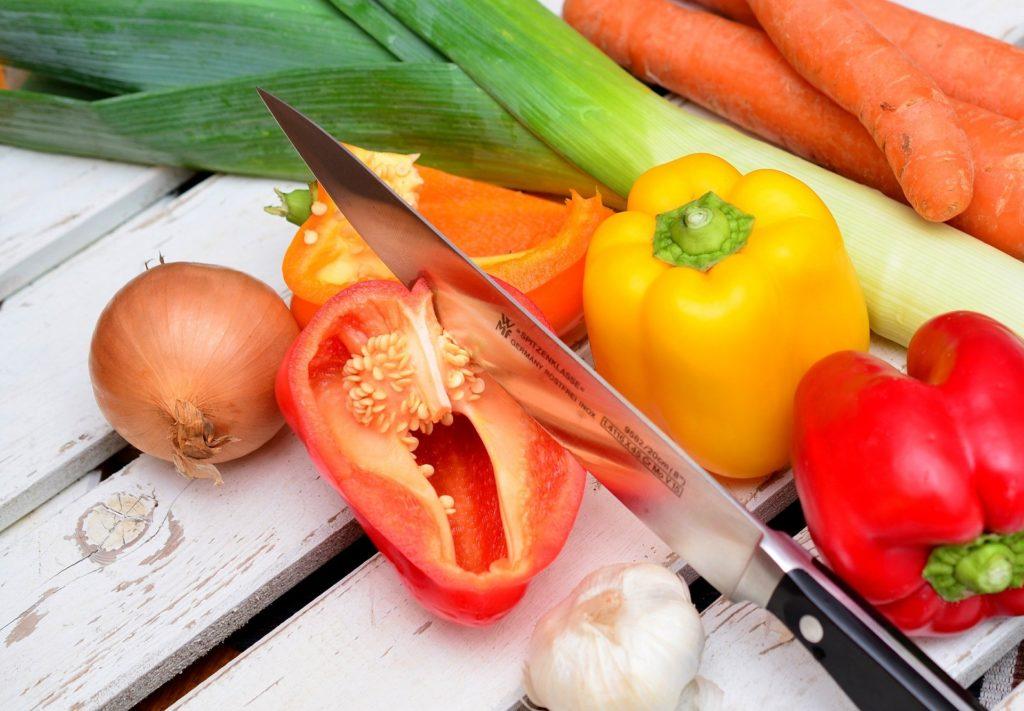 nieprzetworzone naturalne jedzenie