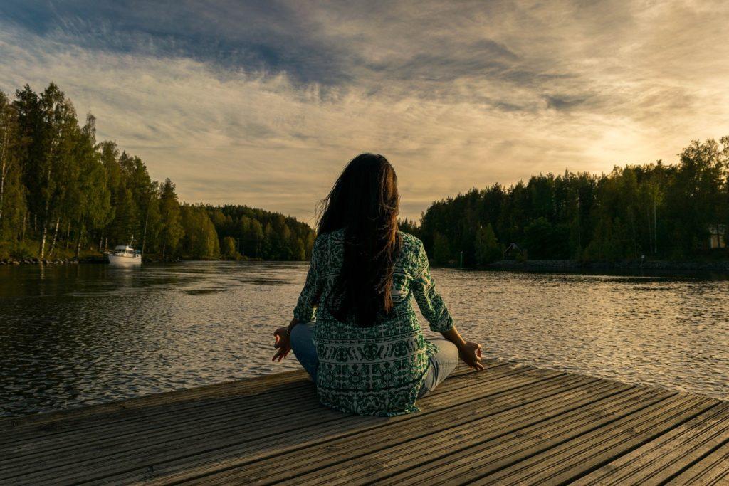 medytacja spokój umysłu
