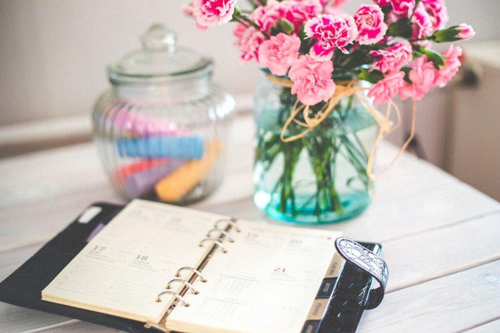 Samodyscyplina planowanie z wyprzedzeniem