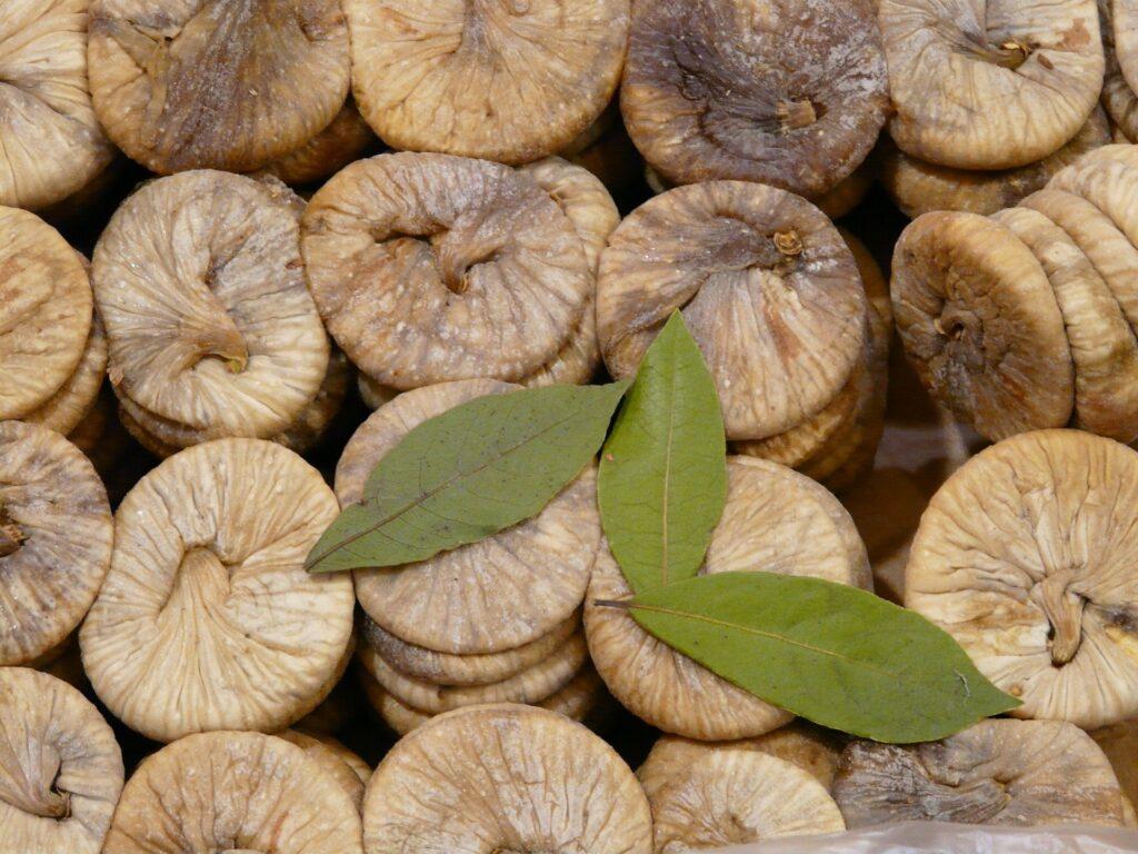 suszone figi źródło wapnia
