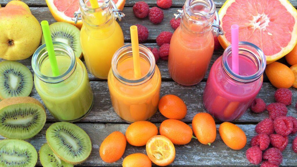 Wątroba - soki owocowe powodują stłuszczenie wątroby