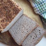 Chleb gryczany na zakwasie (bez drożdży)